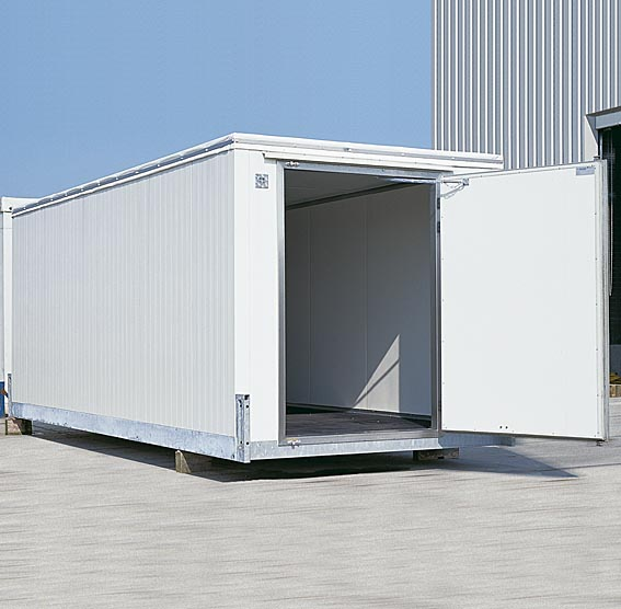 mobile cold storage or freezer solutions  Insulated